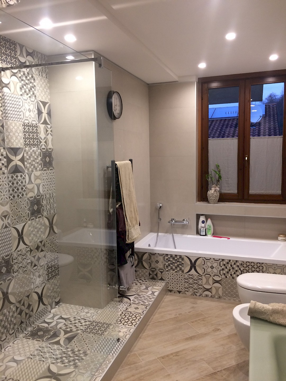 Best pavimento with bagni in cartongesso - Cartongesso per bagno ...